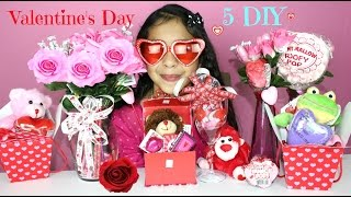 getlinkyoutube.com-5 Valentine's Day DIY Gift Ideas