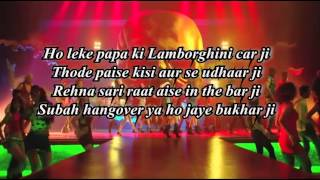 Bam Bam FULL SONG WITH LYRICS – Kis Kisko Pyaar Karoon ft. Kapil Sharma width=