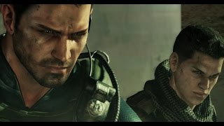 getlinkyoutube.com-Resident Evil 6 Remastered All Cutscenes (Chris Redfield Edition) Game Movie 1080p HD
