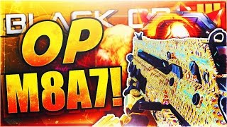 "getlinkyoutube.com-HOW TO MAKE ""M8A7"" OVERPOWERED in Black Ops 3! Best Assault Rifle Nuclear Class Setup (BO3 OP Class)"