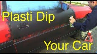 getlinkyoutube.com-How To Plasti Dip a Car ( Dip Your Car )