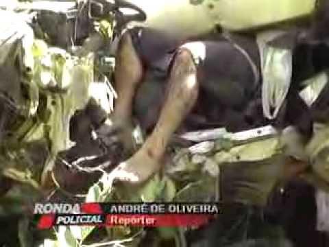 RONDA POLICIAL-ACIDENTE NA BR-364 DUAS CARRETAS COM DUAS VITÍMAS FATAIS