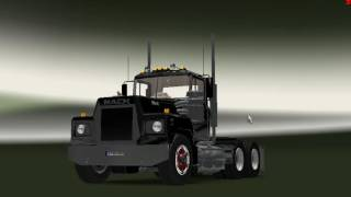 getlinkyoutube.com-MACK R600/R700 PARA ETS2 V1.22 Y V1.24