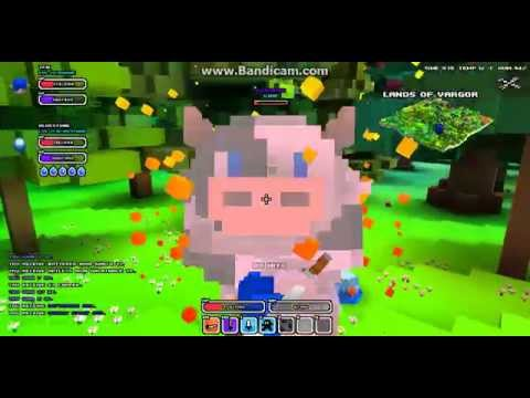 Cube World Cow Boss Kill