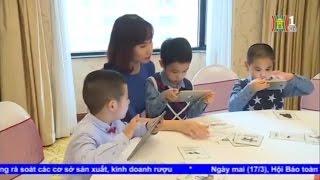 [HTV1] Ra mắt công nghệ thực tế ảo tương tác trong giáo dục