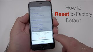 getlinkyoutube.com-How to Reset iPhone To Factory Default