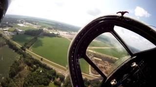 getlinkyoutube.com-P-47 Thunderbolt Wicked Wabbit helmet cam - Part 1