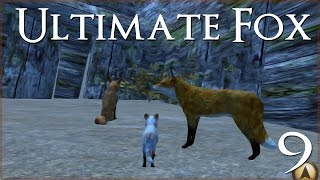 Birth of a Thorny Fox Kit!! • Ultimate Fox Simulator - Episode #9