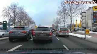getlinkyoutube.com-Crash BMW X6 eingekeilt 2014