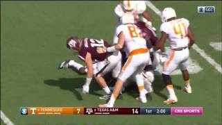 getlinkyoutube.com-Texas A&M vs Tennessee 2016 - no huddle