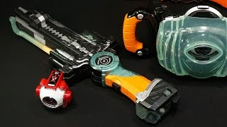 getlinkyoutube.com-仮面ライダーゴースト 4モード変形 DXガンガンセイバー Kamen Rider Ghost 4 mode Henkei DX Gungunsaber