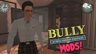 getlinkyoutube.com-Bully Scholarship Edition MODS - BEING A GIRL! -  (Funny Moments w/ Super Mod)