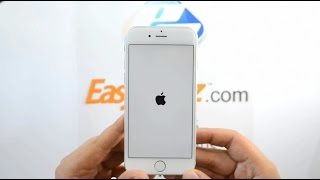 getlinkyoutube.com-iPhone 6 Silver 64GB - unboxing and hands on review! iOS 8 activation and setup