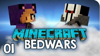 getlinkyoutube.com-MINECRAFT BEDWARS ▥ [Facecam] #01 One Night Stand?! [HD] Let's Play Minecraft Bedwars
