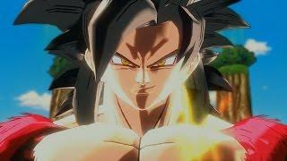 getlinkyoutube.com-Dragonball Xenoverse - Story Mode - GT Saga Pack #1 (PS4 English)