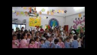 Capri: La manifestazione di scoprimento della scultura in ricordo di Giuseppe Salvia nella scuola a lui intitolata (Video)