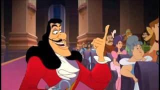 getlinkyoutube.com-Last to Know Frollo/Odette, Hook/Cinderella Disney Crossover