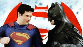 getlinkyoutube.com-BATMAN v SUPERMAN: DAWN OF JUSTICE SPOOF! (Epic DC Parody)