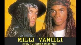 Milli Vanilli - Girl I'm Gonna Miss You - 80's lyrics.
