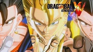 getlinkyoutube.com-Dragon Ball Xenoverse Ultimate Kamehameha [ Episode 8 ]