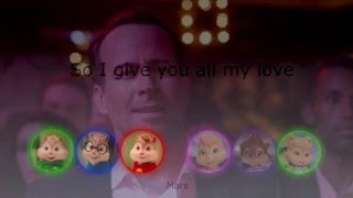 getlinkyoutube.com-Home (you are my) by The Chipmunks and The Chipettes- lyrics