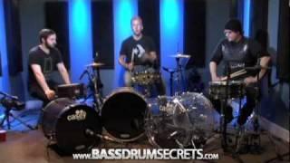 getlinkyoutube.com-Bass Drum Techniques - Drum Lesson (DRUMEO)