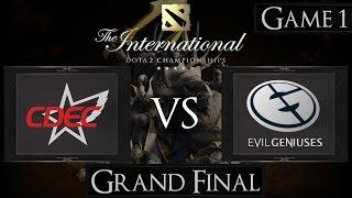 getlinkyoutube.com-Dota 2 The International 2015 Grand Final CDEC vs EG