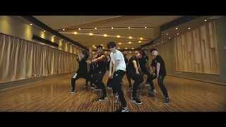 getlinkyoutube.com-LuHan鹿晗[That Good Good/有点儿意思]Dance Practice Video练习室版MV