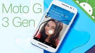 getlinkyoutube.com-Motorola Moto G 3Gen - Tercera Generacion