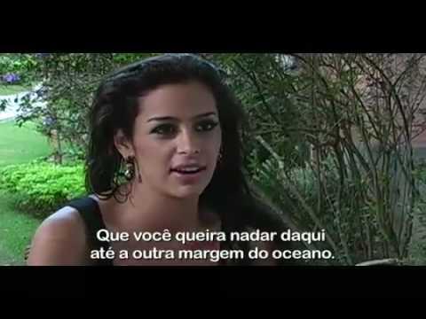 Entrevista exclusiva con Larissa Riquelme - Paparazzo (Rio de Janeiro, Brasil)