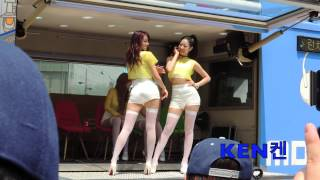 getlinkyoutube.com-150528 BESTie 베스티 해령 애교 + 유지&다혜 Sexy