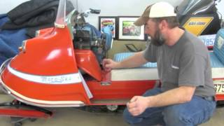 getlinkyoutube.com-This Old Sled Episode #2 1969 Moto Ski Review