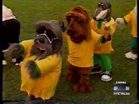 Trecho Tv Colosso e Comerciais Copa 1994