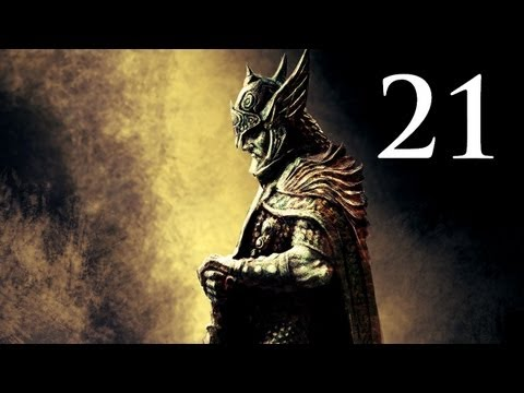 Elder Scrolls V: Skyrim - Walkthrough - Part 21 - Harmless Innkeeper Act (Skyrim Gameplay)