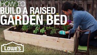 getlinkyoutube.com-How To Build A Raised Garden Bed