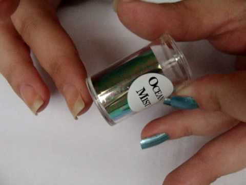 How To: Nail Foils