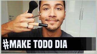 getlinkyoutube.com-Maquiagem Masculina pra Todo Dia