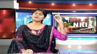 getlinkyoutube.com-Telangana Folk Singer Swarnakka Exclusive Interview | Hello NRI | HMTV