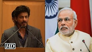 SRK's This Comment On Modi's Make In India Campaign Is A Must Watch