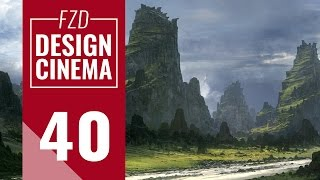 getlinkyoutube.com-Design Cinema – EP 40 - Fantasy Landscape