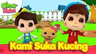 Lagu Kanak-Kanak Islam   Kami Suka Kucing   Omar & Hana