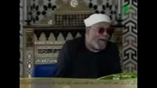 اعظم قصة سمعتها من الشيخ الشعراوي