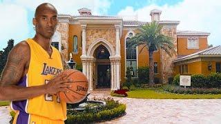 getlinkyoutube.com-Top 10 Expensive Mansion House of  NBA Players