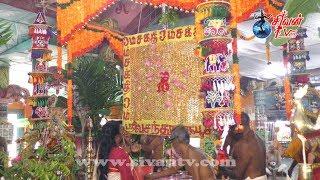 ஏழாலை வசந்தநாகபூசணி அம்பாள் திருக்கோவில் கொடியேற்றம் 11.01.2019