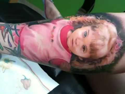 Coringa Tattoo Picture