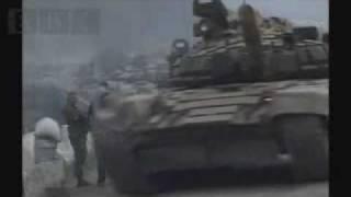 Russia crushes Georgia