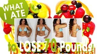 getlinkyoutube.com-What I ate to lose 70 Pounds!!!  | My Breakfast, Lunch & Snack Food Options