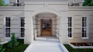 getlinkyoutube.com-3DVUE Unreal Engine 4 Architectural Walk Through