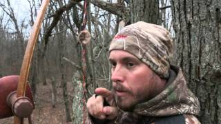 Traditional Bow Hunt for Michigan buck