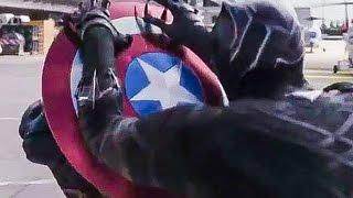 getlinkyoutube.com-Captain America 3 Civil War NEW Trailer Spots (2016) Marvel Superhero Movie HD